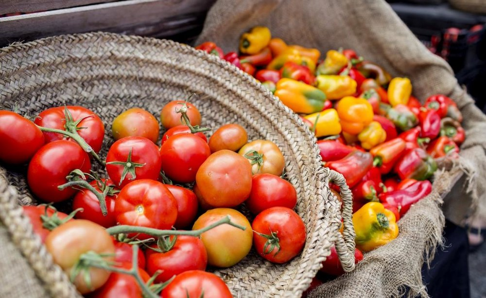 Support the local farmers and buy the freshest ingredients at the Byron Bay Farmers Market