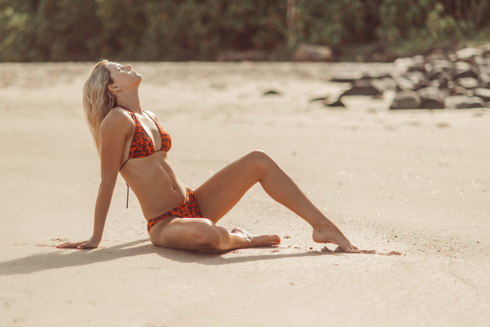 Ethical-Fashion-Poppy-Red-Triangle-Bikini-Swimwear-Lily-Goodare-Gold-Coast-Model-by-Photographer-Kim-Akrigg-in-Liar-the-Label.jpg