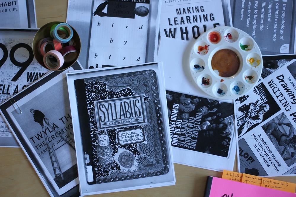 TRANSFORM:    We help educators bring creativity into their classrooms.