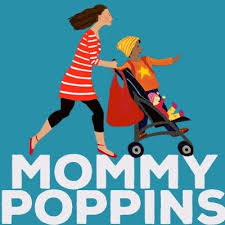 parties featured in Mommy poppins!