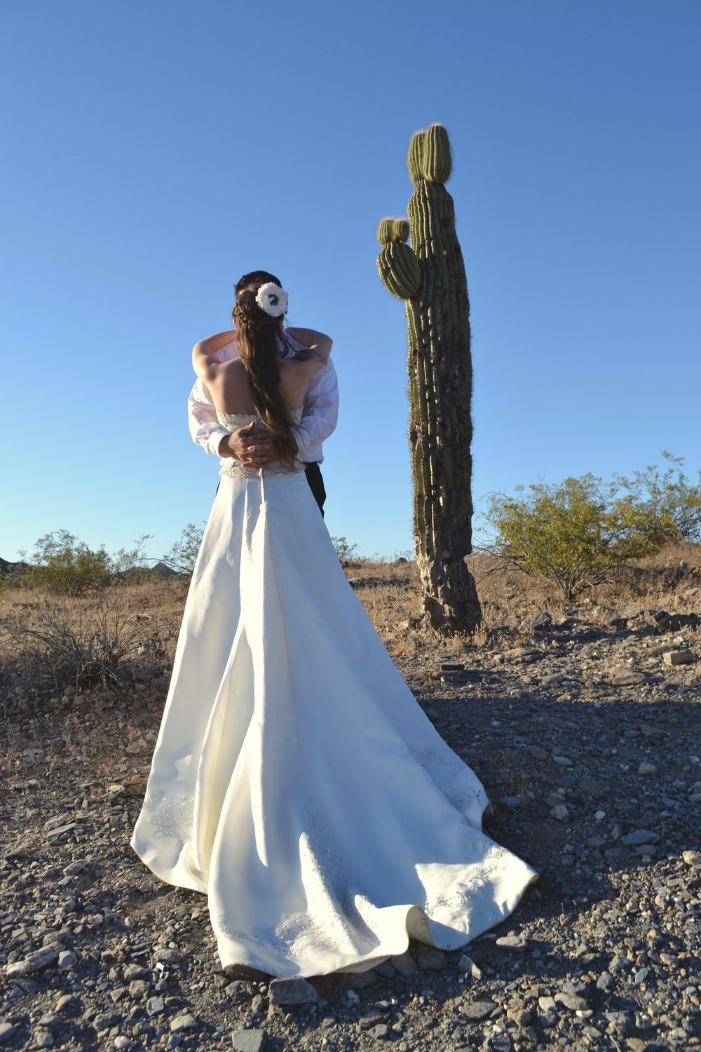 desert wedding photography az