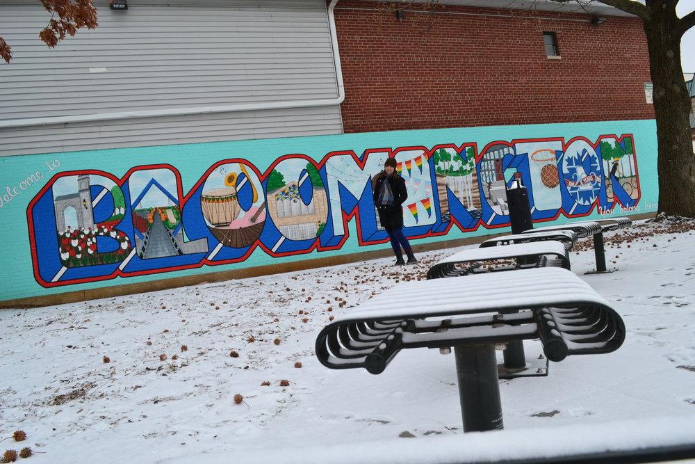 bloomington indiana downtown