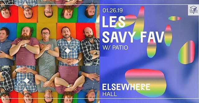 Playing some Bari 🎷 with @lessavyfavofficial tonight at @elsewherespace !! It's their first show in Brooklyn in years and is sold out! Stoked! 🙏
