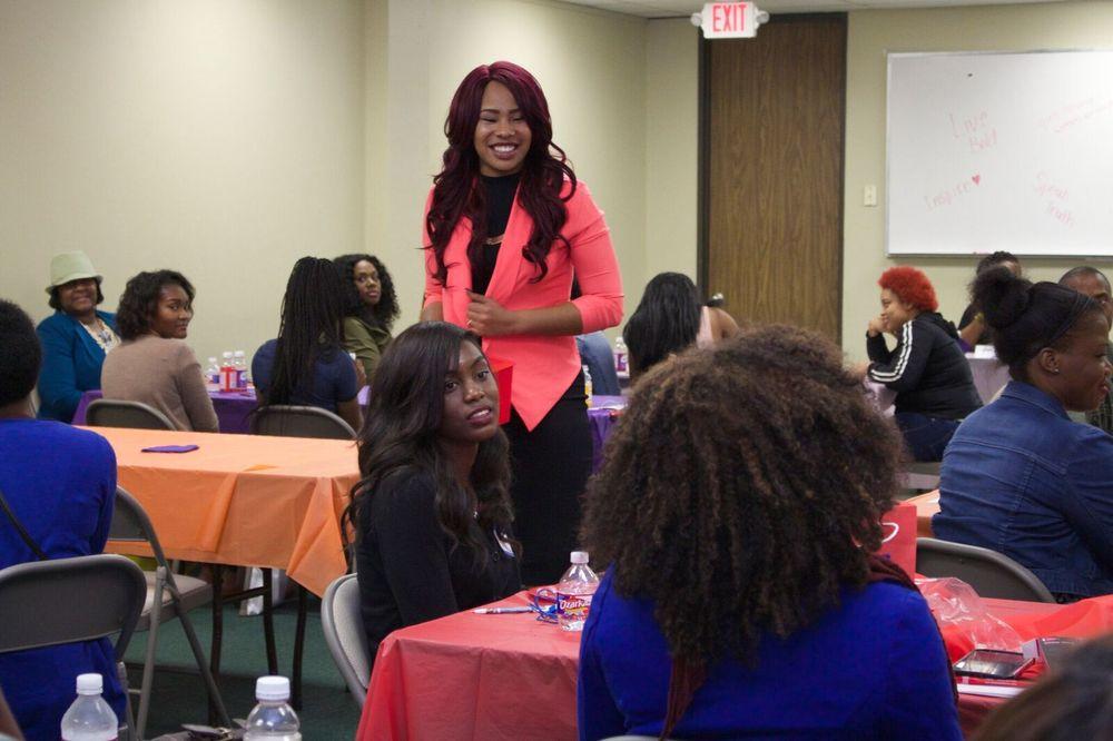 """Woman 2 Woman"" Seminar - November 7, 2015"