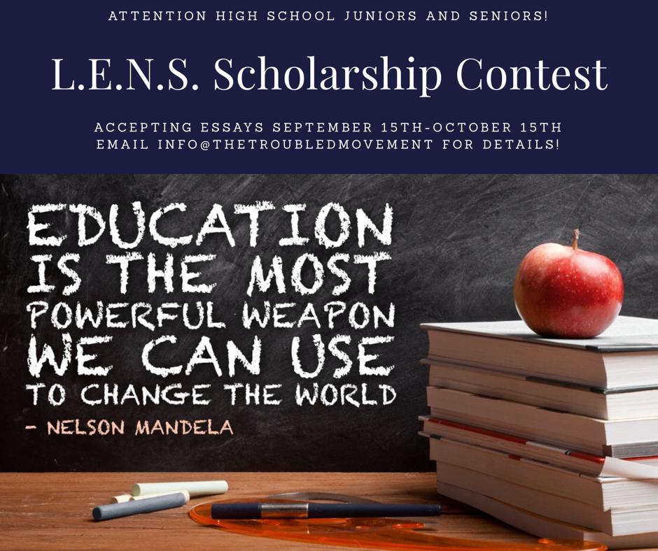 LENS Scholarship Flyer.png