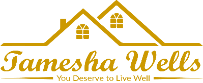 Tamesha Wells - You Deserve to Live Well