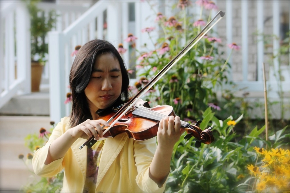 Faith Lau Violin Teacher Suzuki Niagara