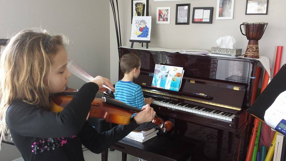 Suzuki Niagara Violin Piano Lessons