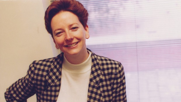 Julia Gillard photographed in 1994, during her time at Slater and Gordon. Photo: Ken Irwin