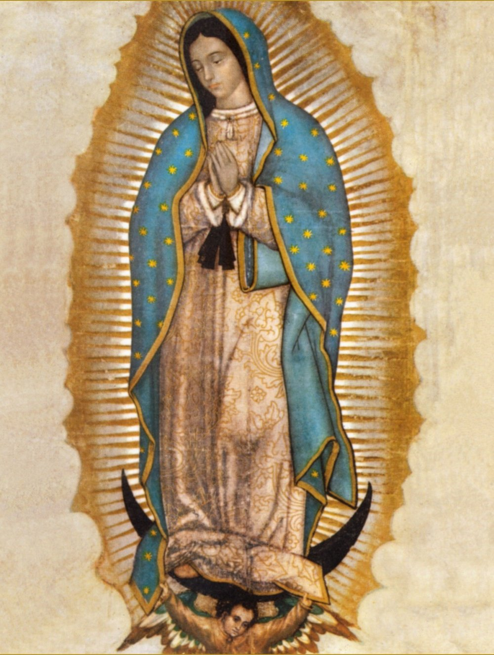 <h3>Our Lady of Guadalupe</h3>