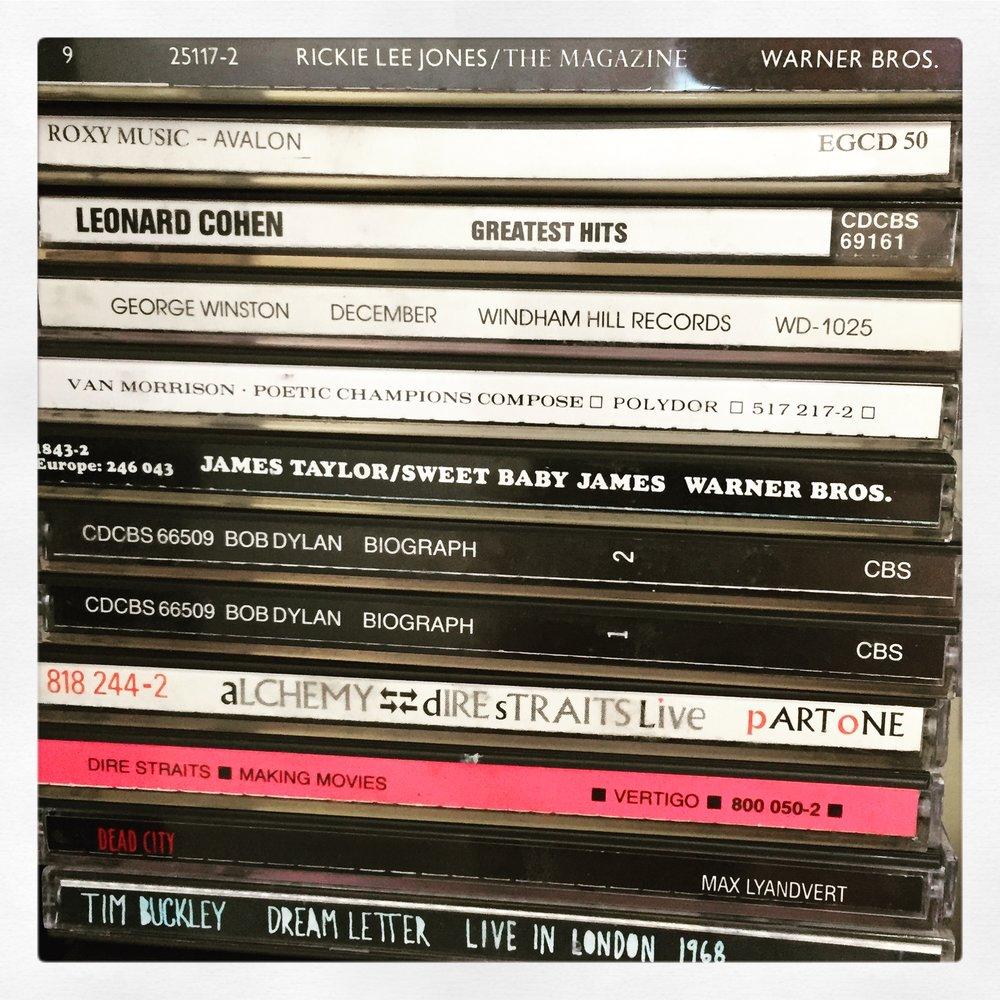 Brett's CDs