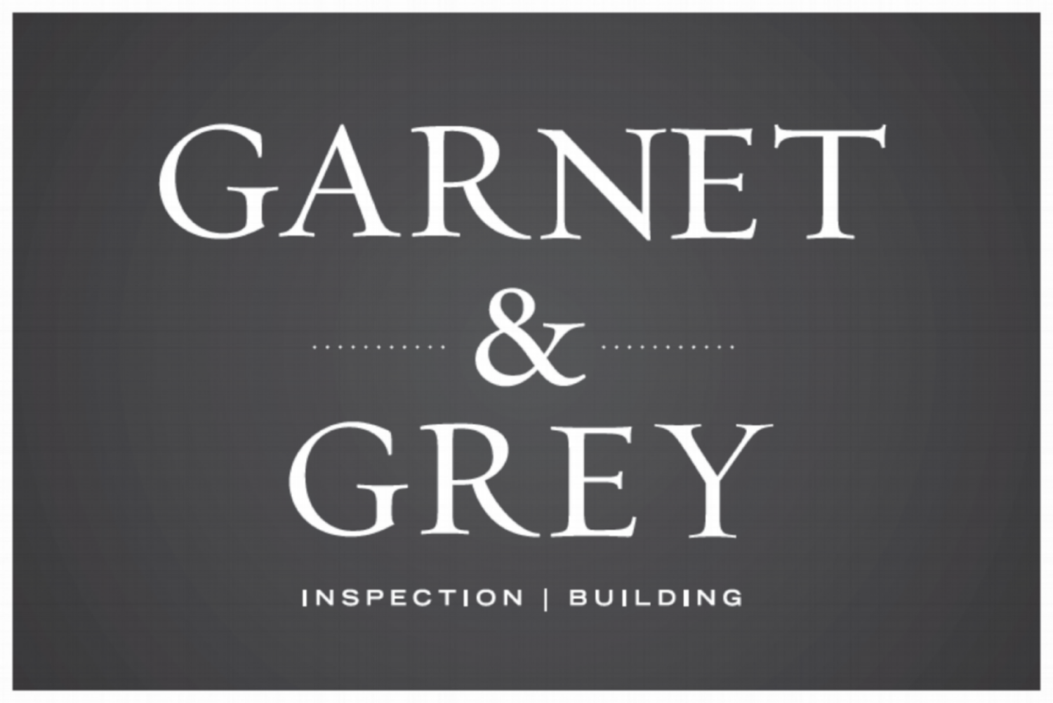 Garnet & Grey Inspection Services