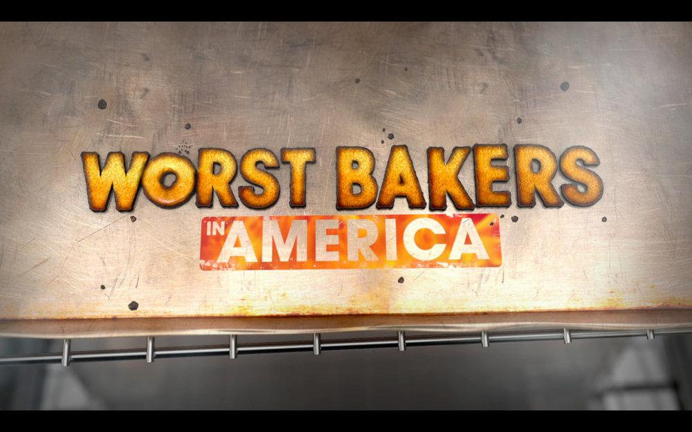Worst Bakers<br><br>Food Network<br><i>2016 — 1 Season, 6 episodes</i>