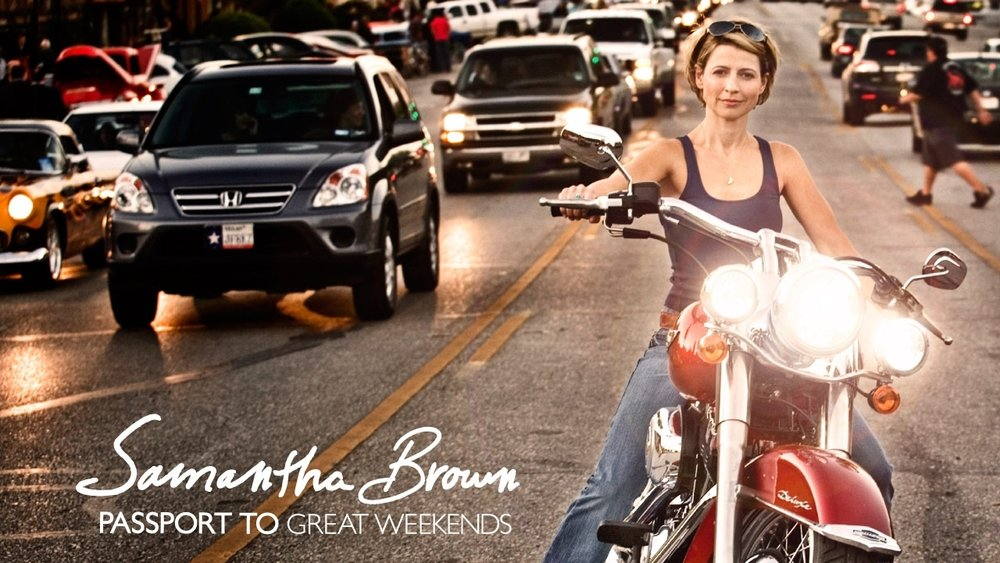Samantha Brown's Great Weekends<br><br>Travel Channel<br><i>2008-2010 — 3 Seasons, 60 episodes</i>