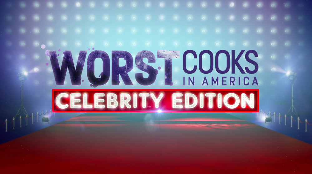 Worst Cooks In America: Celebrity Edition<br><br>Food Network<br><i>2015-Present — 2 Seasons, 14 episodes</i>