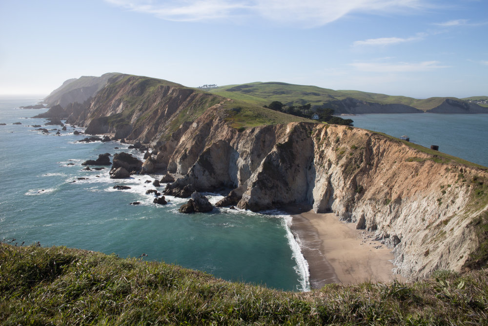 Point Reyes National Seashore, California                                              Photo: Nell Shaw Cohen