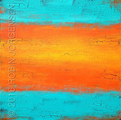 Caribbean Sunrise - SOLD