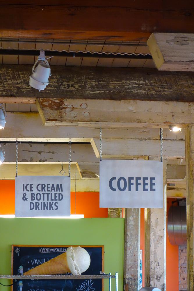 LIckety Split café menu