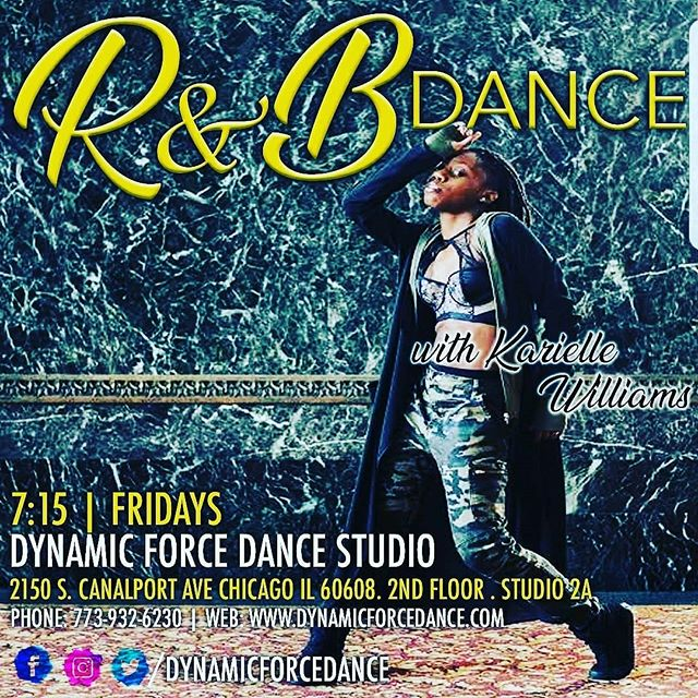 Tonight!!! Are you ready? Fridays just got that much better!!! These classes will have you dancing all weekend!  See you tonight! We have college discounts as well.. #chicagodancestudio #pilsenchicago #southloop #class #classeseveryday #collegedancer #students #dancerslife #dancecrazy #dance#chicagoactivities #movement #fridays #fridaynightlights #dynamicforcedance #comein#bringiton #friends#takeaclass