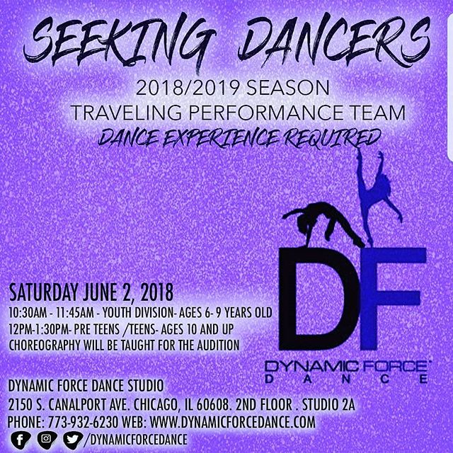 Its that time again! Check the time slots for your age group! This Saturday, come out and show us your Talent.  #childrenwhodance #chicagodancestudio #chicagodance #chicagomoms#dancemoms#teens#youth#chicagodancers#alllevels #allstyles #allageswelcome #chicago #chicagoaudition#youthfun #chicagoparent #chicagodanceaudition##team#travelteam