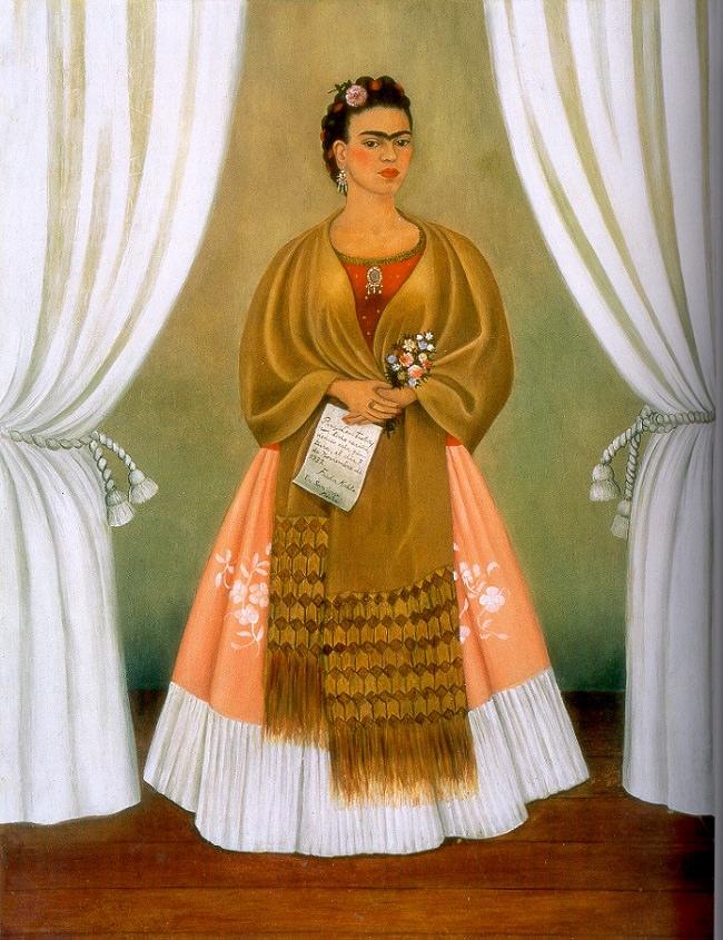 © Frida Kahlo/WikiArt.org