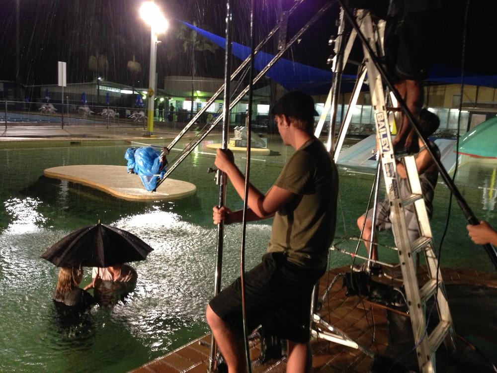 Behind the Scenes of the Umbrella