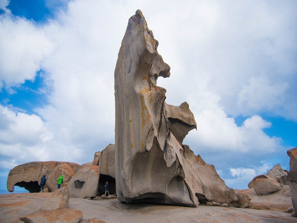 Marvel at Remarkable Rocks