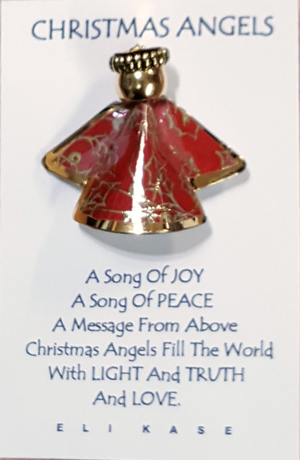 Christmas Angels — Out There Sales