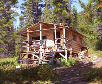 frog river outpost