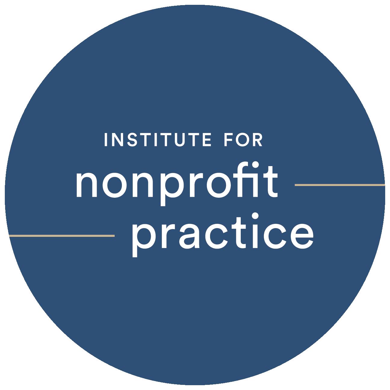 Institute for Nonprofit Practice