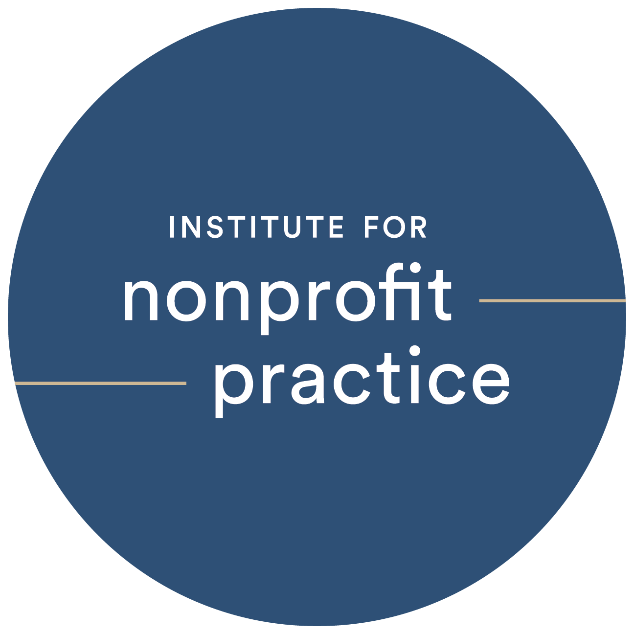 748972ee Practice Seminar Faculty — Institute for Nonprofit Practice