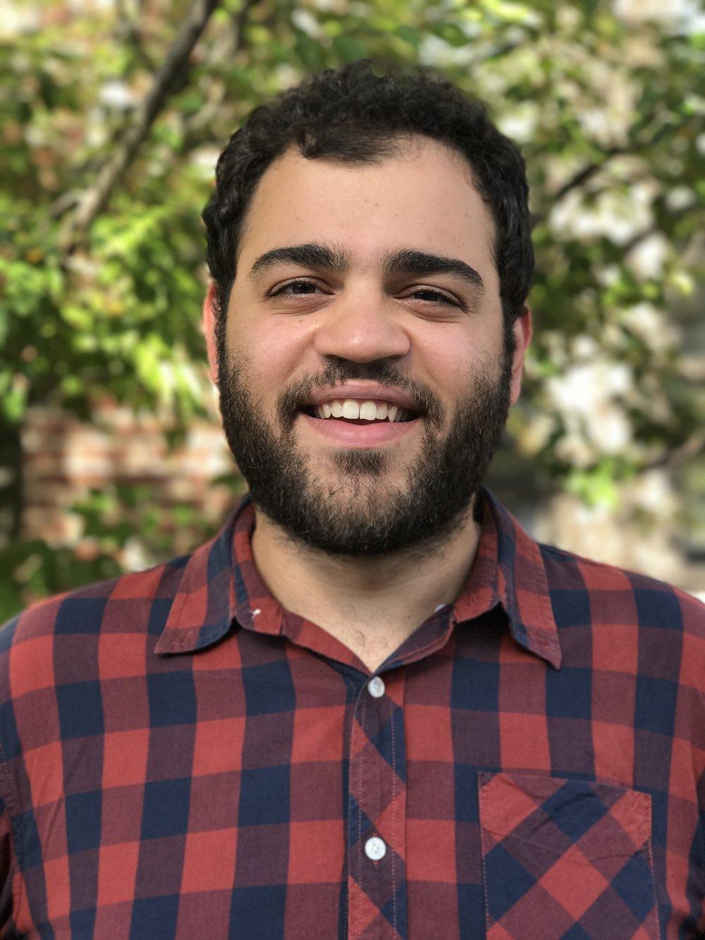 Scott Mizrachi   Family Engagement Coordinator, ZUMIX