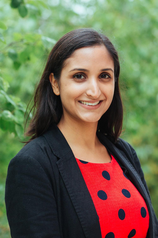 Shivangi Shah   Development Coordinator, McLean Hospital