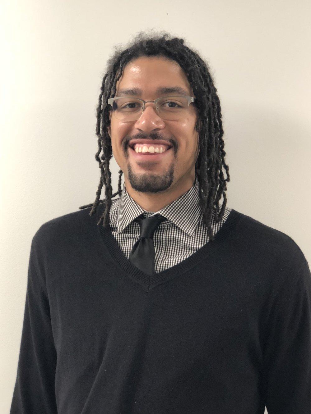 Dillon Harvey   Senior Program Manager, Cambridge Housing Authority