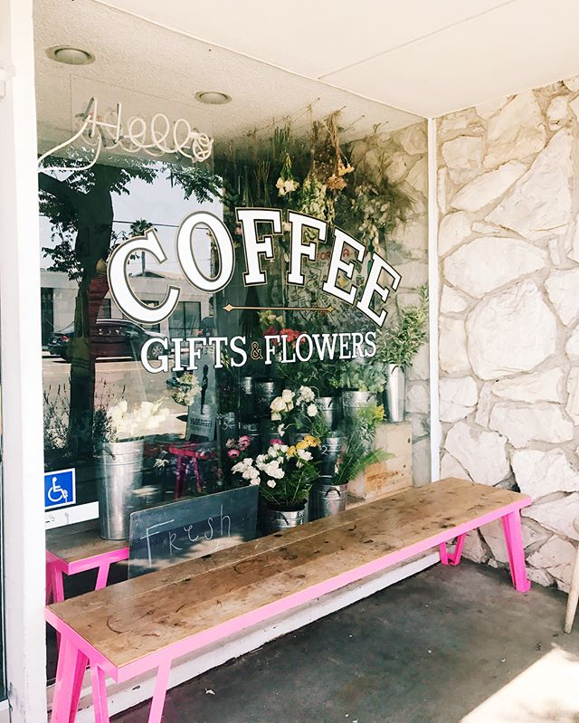 cutest coffee shop u ever did see