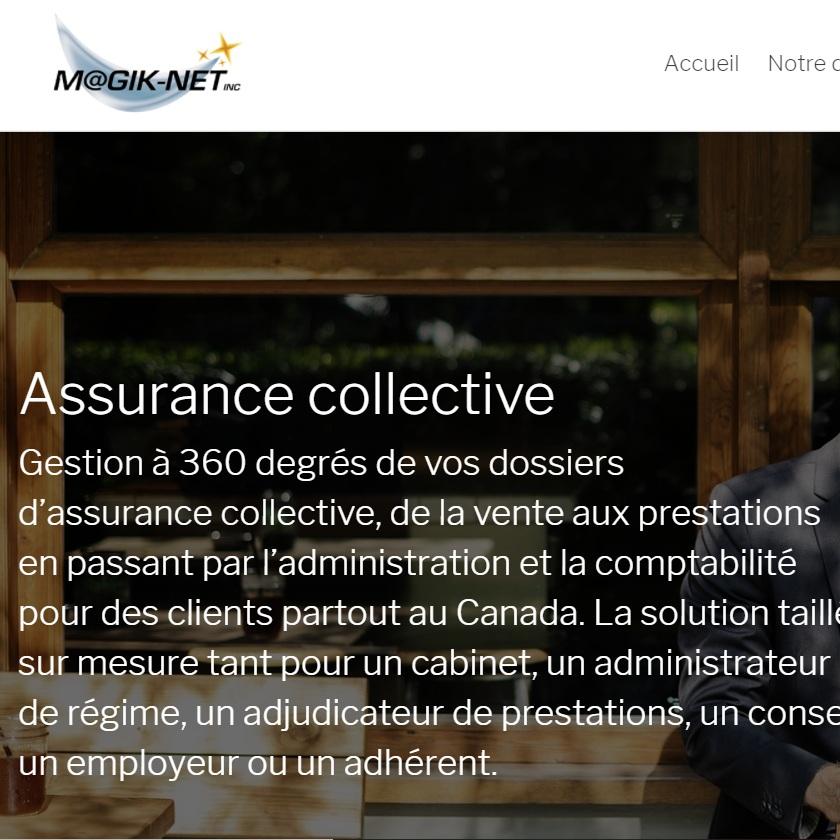 Site web M@gik-Net