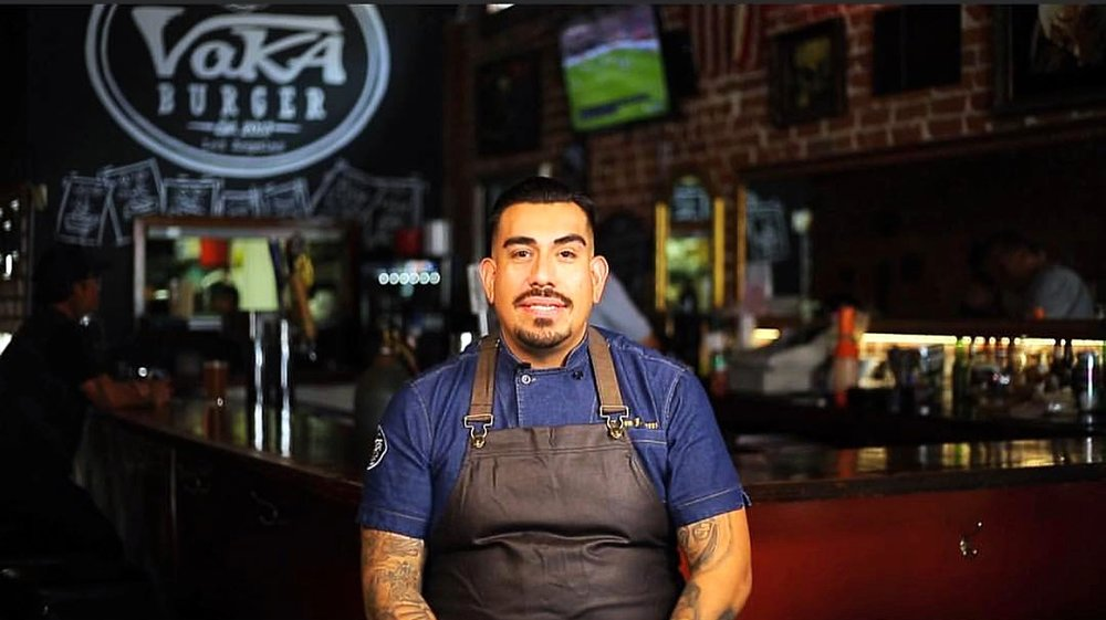 Chef AARON J PEREZ , As seen on food network and the cooking channel | Los Angeles, CA