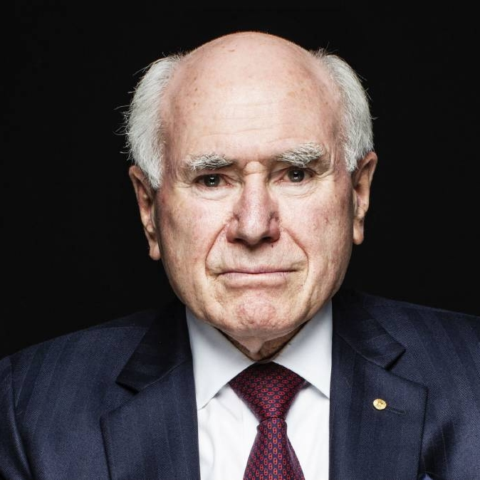 John Howard OM AC   25th Prime Minister of   Australia