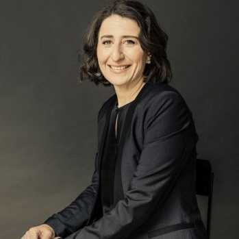 Gladys Berejiklian  45th Premier of NSW