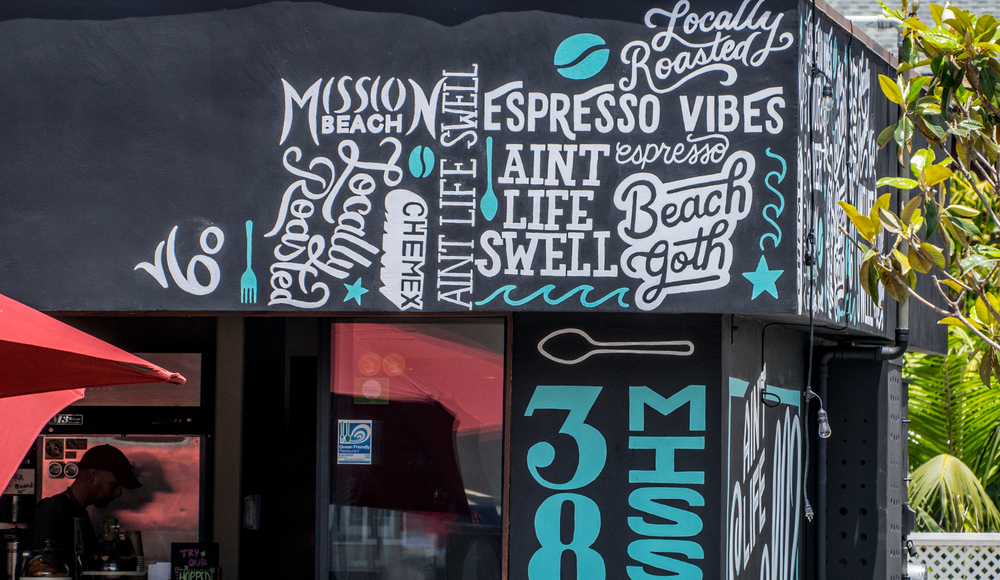 Swell Coffee Co., Mission Beach