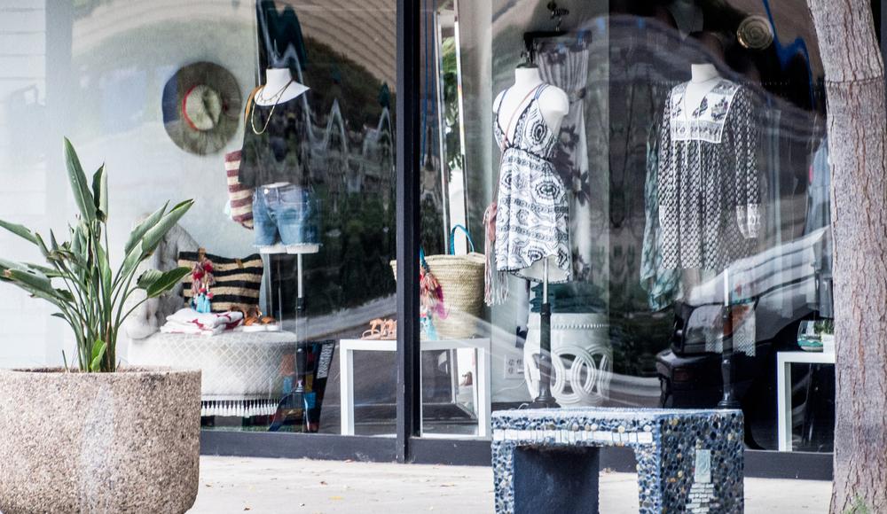 Mimi & Red boutique, Bird Rock, La Jolla