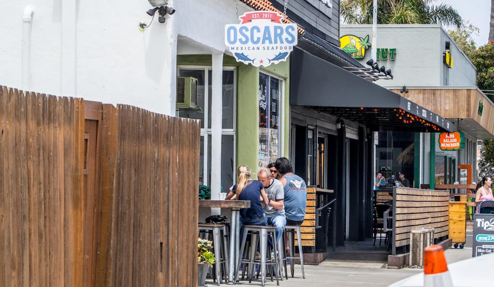 Oscar's Fish Taco, Pacific Beach