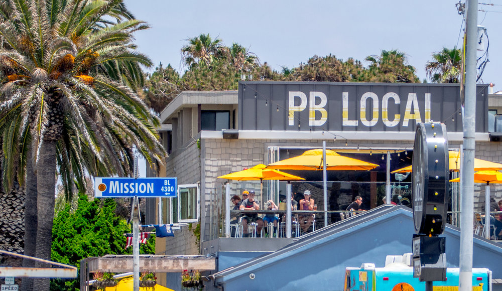 PB Local, Pacific Beach