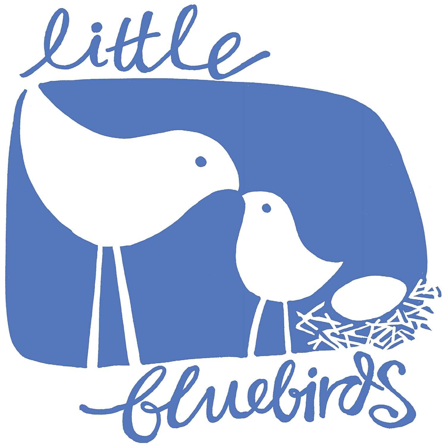 little bluebirds
