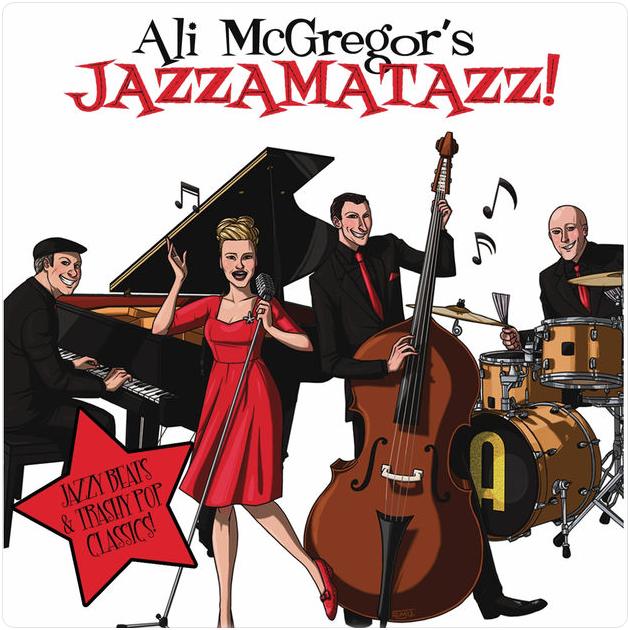 Ali McGregor - Jazzamatazz!