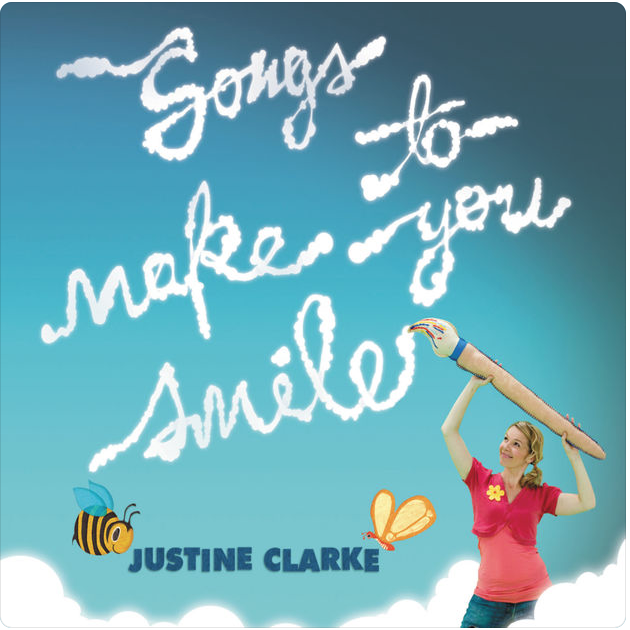 Justine Clarke - Songs to make you smile