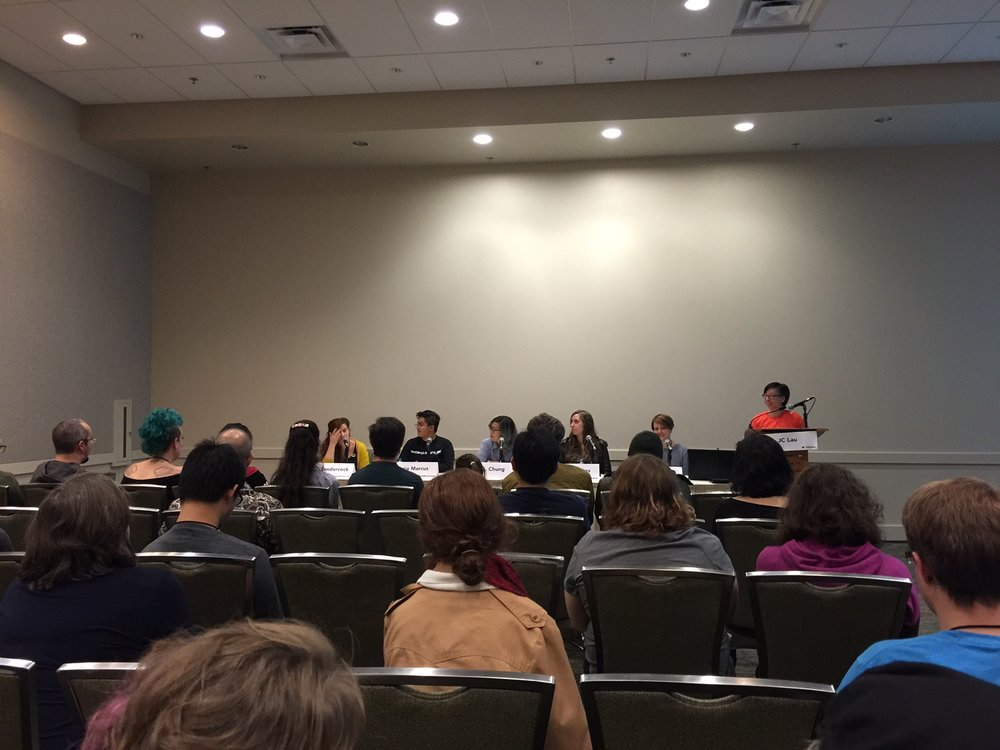 Women in Gaming Panel