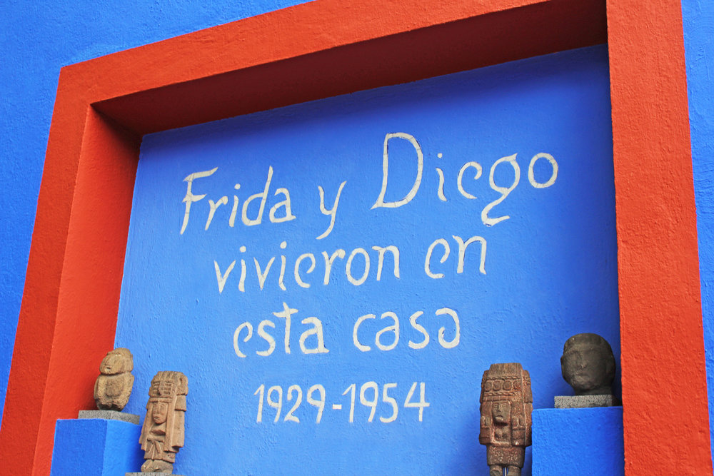 La Casa Azul (The Blue House)