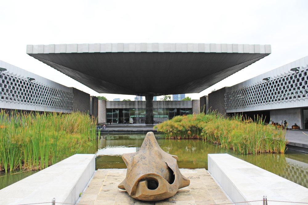 MuseoNacional de Antropologíaof Mexico