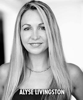 <h1>Alyse Livingston</h1><p>lorem ipsum dolor sit amet</p>